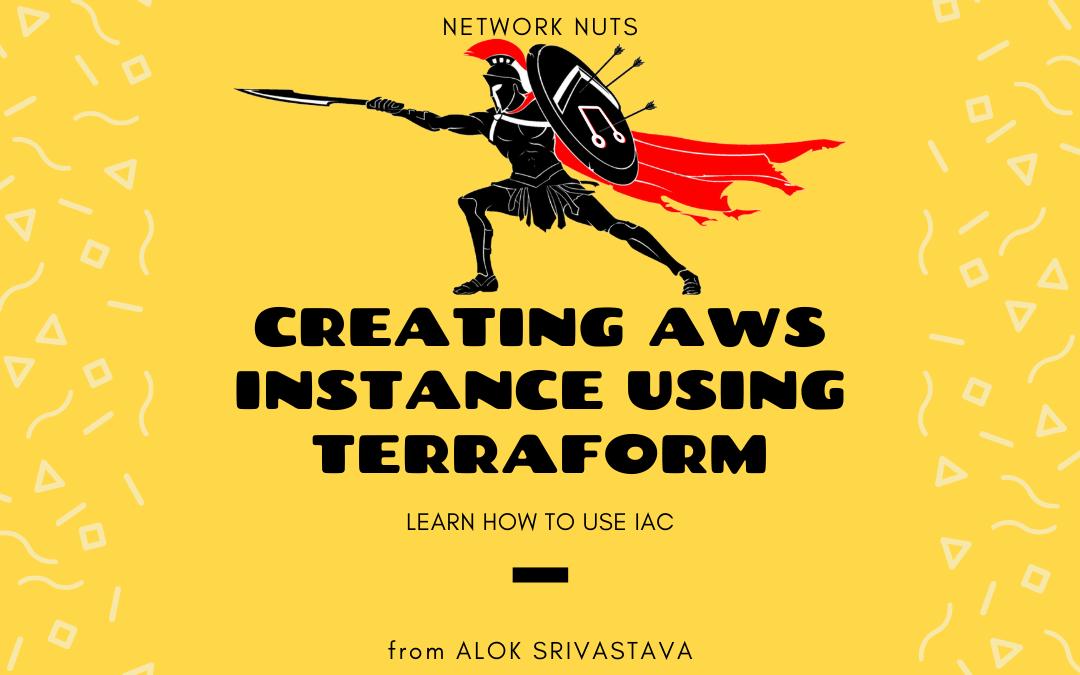 Creating AWS Instance using Terraform
