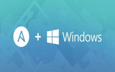 Manage Windows with Ansible 2.7