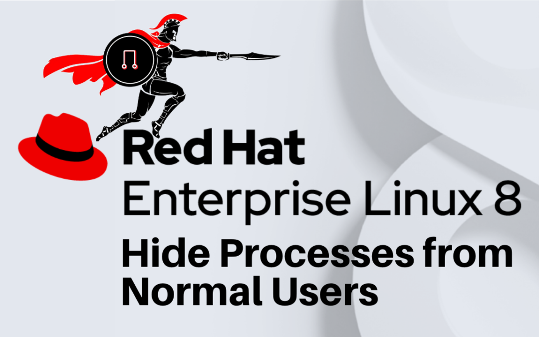 hide processes from normal users